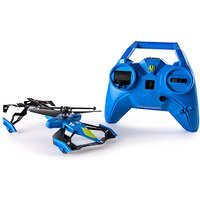Air Hogs Switchblade Ground and Air Race Helicopter - Blue - Helicopter Gifts