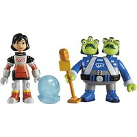 Disney Miles From Tomorrow Two Figure Pack - Watson and Crick and Phoebe - Miles From Tomorrow Gifts