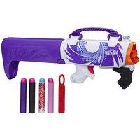 Nerf Rebelle Secret Shot Purple Blaster - Nerf Gifts