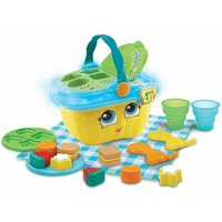 LeapFrog Shapes & Sharing Picnic Basket - Leapfrog Gifts
