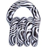 Tangle Wild Fidget - White Zebra - Thetoyshopcom Gifts