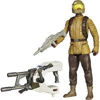 Star Wars The Force Awakens 9cm Resistance Trooper Combine Figure - Star Wars Gifts