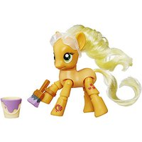 My Little Pony Applejack Painting Poseable Pony - My Little Pony Gifts