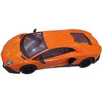 1:12 Remote Control Car - Lamborghini Aventador LP720-4 - Orange - Remote Control Gifts