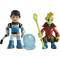 Disney Miles From Tomorrow Two Figure Pack - Miles and Prince Rygan - Miles From Tomorrow Gifts