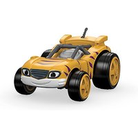 Fisher-Price Blaze and the Monster Machines Die Cast Vehicle - Race Car Stripes - Fisher Price Gifts