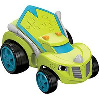 Fisher-Price Blaze and the Monster Machines Die Cast Vehicle - Race Car Zeg - Fisher Price Gifts