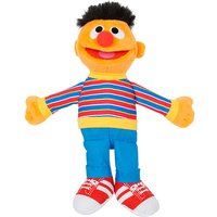 Sesame Street 25cm Soft Toy- Ernie - Sesame Street Gifts