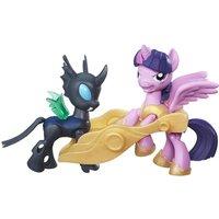 My Little Pony Guardians of Harmony - Princess Twilight Sparkle vs. Changeling