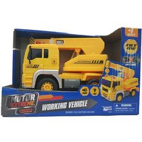 Motor Extreme Crane Working Vehicle - Extreme Gifts