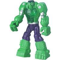 Playskool Heroes Marvel Super Hero Adventures Figure - MECH Armour Hulk - Hulk Gifts