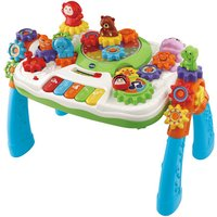 VTech GearZooz Gear Up & Go Activity Table - The Entertainer Gifts