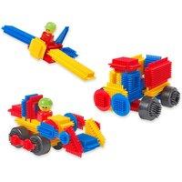 Fun Bricks Build and Play - 50pc - Fun Gifts