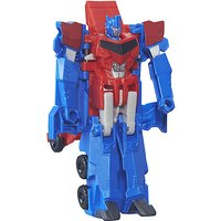 Transformers Robots In Disguise One-Step Changers Optimus Prime Figure