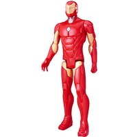 Marvel Titan Hero Series Avengers Figures - Iron Man
