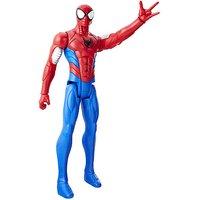 Marvel Spider-Man Titan Hero Series Web Warriors - Armoured Spider Man - Spider Man Gifts