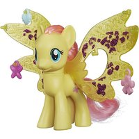 My Little Pony Cutie Mark Magic Friendship Charm Wings Fluttershy Figure - Friendship Gifts