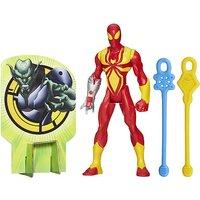 Marvel Ultimate Spider-Man Web Warriors - Iron Spider Figure