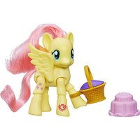My Little Pony Fluttershy Picnic Poseable Pony