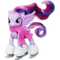 My Little Pony Ice Skating Princess Twilight Sparkle Poseable Figure - Ice Skating Gifts