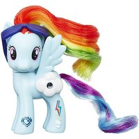 My Little Pony Magical Scenes Rainbow Dash Figure with Accessory