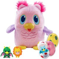 Koo Koo Egg Drop Surprises - Pink Owl - Soft Toys Gifts