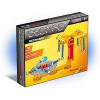 Geomag Mechanics Construction Set - 78 Pieces - Mechanics Gifts