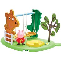 Peppa Pig Outdoor Fun Swing Playset