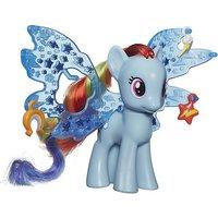 My Little Pony Cutie Mark Magic Friendship Charm Wings Rainbow Dash Figure - Rainbow Gifts
