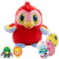 Koo Koo Egg Drop Surprises - Red Parrot