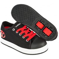 Click to view product details and reviews for Heelys Size 4 Black And Red X2 Fresh Skate Shoes.