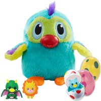 Koo Koo Egg Drop Surprises - Teal Parakeet - Soft Toys Gifts