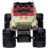 Matchbox Jurassic World 1:24 Scale Trucks -Gold Jeep Wrangler - Trucks Gifts
