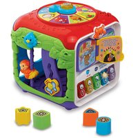 Vtech Sort and Discover Activity Cube - The Entertainer Gifts