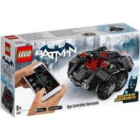 LEGO DC Super Heroes App-Controlled Batmobile - 76112