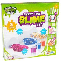 Weird Science Party Time Slime Kit - Science Gifts