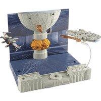 Hot Wheels Star Wars Millennium Falcon Death Star Attack - Geek Gifts