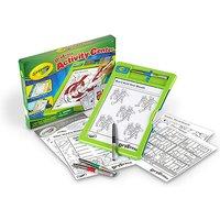 Crayola Dry Erase Activity Centre - Crayola Gifts