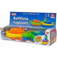 Fun Time Bathtime Tugboats - Fun Gifts