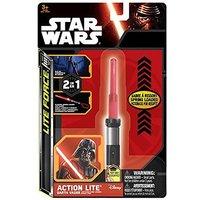 Action Lite Star Wars Mini Light Saber - Darth Vader - Action Gifts