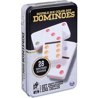 Click to view product details and reviews for Dominoes in a Tin Game.