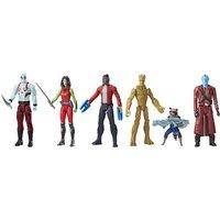 Marvel Guardians Of The Galaxy - Titan Hero Series 5 Figure Pack - Guardians Of The Galaxy Gifts