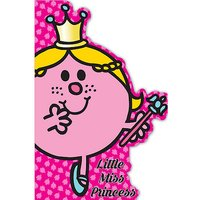 Little Miss Princess Birthday Card - Princess Gifts