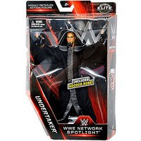 WWE Elite Collection WWE Network Spotlight - The Undertaker Action Figure - Action Gifts