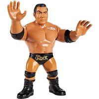 WWE The Rock Retro App Action Fig - Retro Gifts