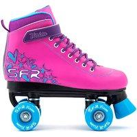 Vision II Pink Quad Skate - Size 4