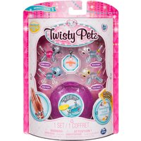 Twisty Petz Twin Baby Four Pack - Puppies and Pandas - Pandas Gifts