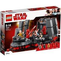 LEGO Star Wars Snokes Throne Room - 75216 - Geek Gifts
