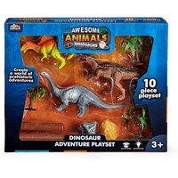 Awesome Animals Diplodocus Dinosaur Adventure Playset - Adventure Gifts