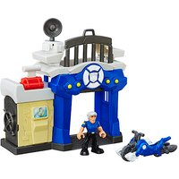Playskool Heroes Transformers Rescue Bots Griffin Rock Police Station - Police Gifts